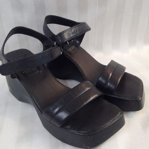 Diba USA Chunky Goth Punk Shoes